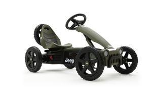 Imaginea Kart BERG Jeep Adventure