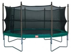 Imaginea Plasa de siguranta pentru trambulina Berg 380 cm