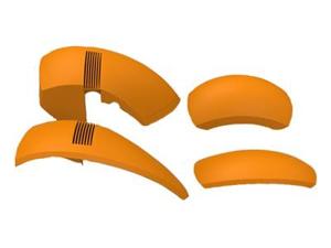 Imaginea Set aparatori roti fata/spate Grantour