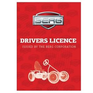 Imaginea Permis - Berg driver license