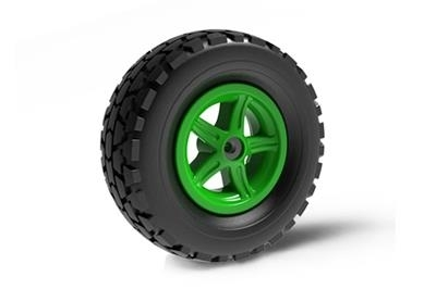 Picture of Roata verde 400/140-8 (all terrain)